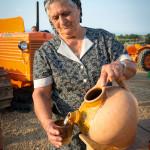 Tempi di Aratura 2015 Scene di vita contadina: la preparazione del pranzo di festa