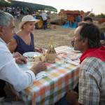 Tempi di Aratura 2015 - Scene di vita contadina: a pranzo con il fattore